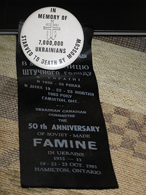 1983 FamineCommemoration Ribbon