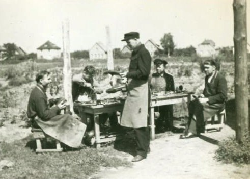 Tailors at Camp Ohio