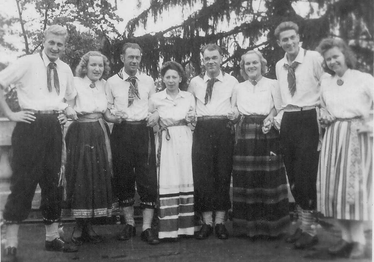 Kassel Estonian Dancers