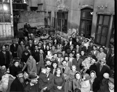 Image result for Displaced persons in Vienna, 1
