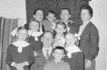 Dad's Brother' Family in Poland